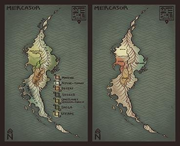 Mercasor Map Redux