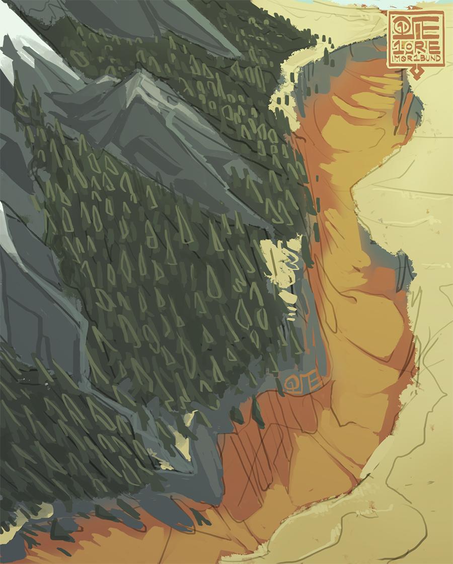 Normunt Canyon