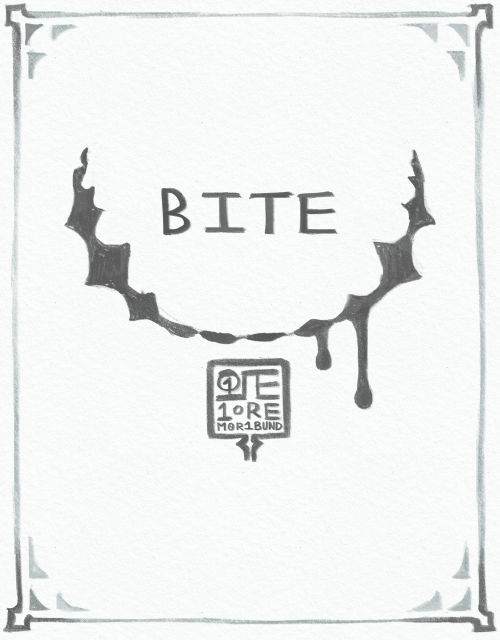 Bite cover page