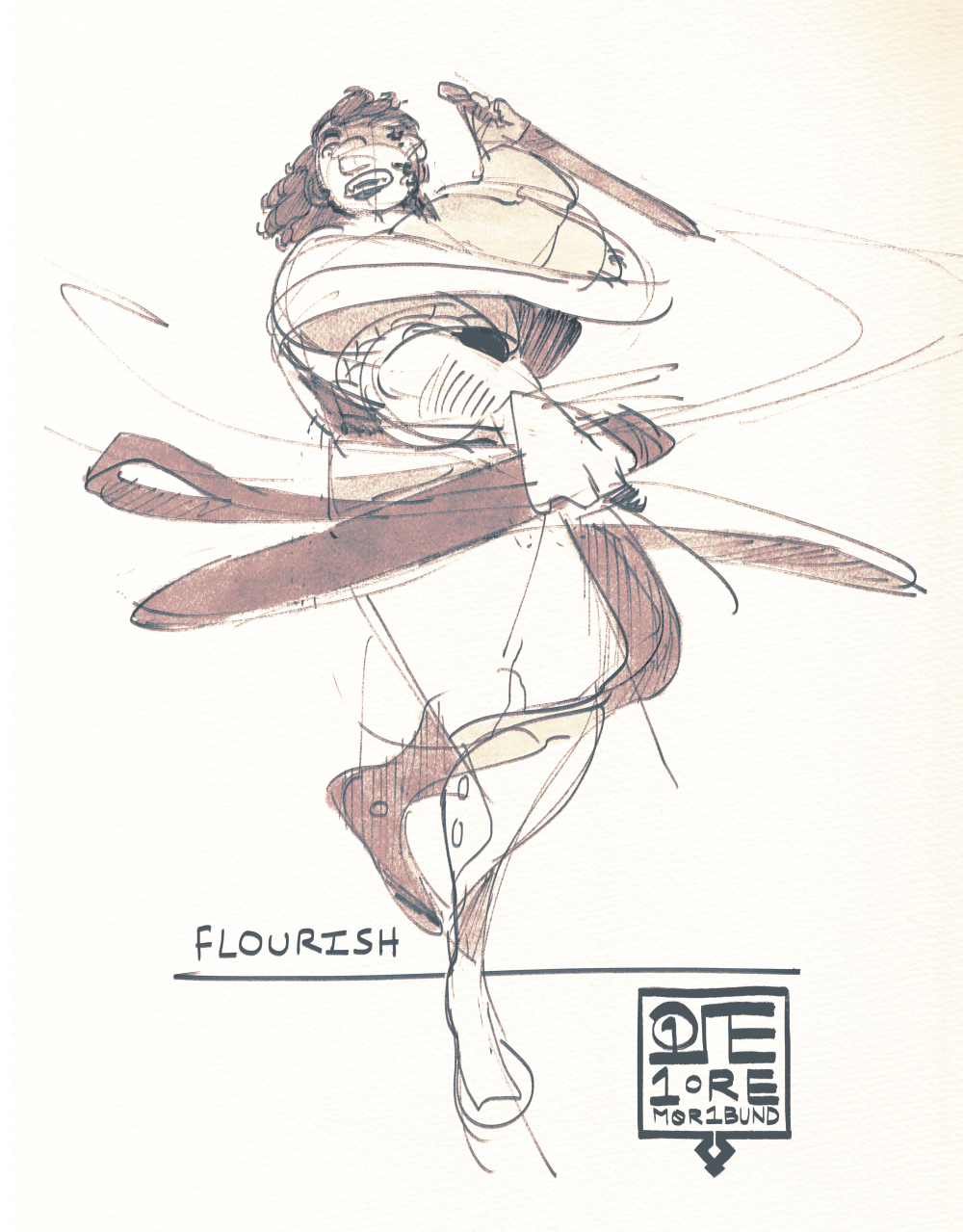 Flourish page 1